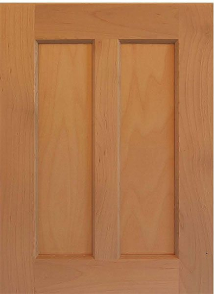 30102 Twin Veneer Flat Panel Door Image