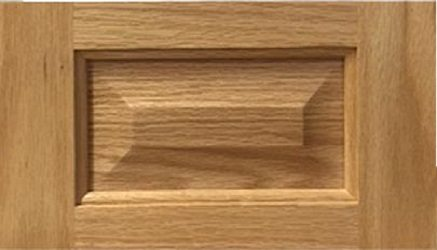 101DF Solid Wood Raised Panel Drawer Front Image