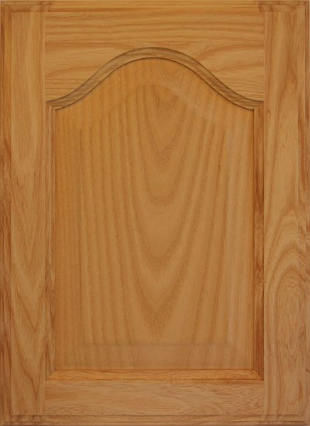 502 Cathedral Arched Veneer Raised Panel Door Image
