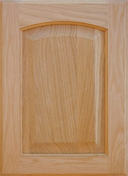 504 Crown Arched Veneer Raised Panel Door Image