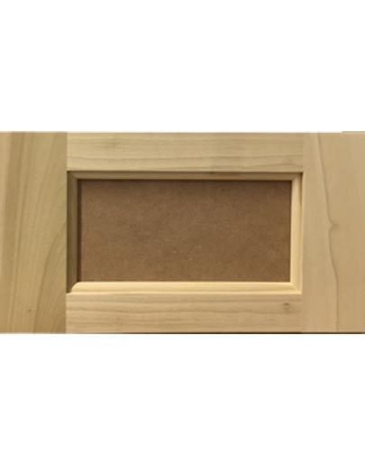 301DF MDF Flat Panel Drawer Front Image