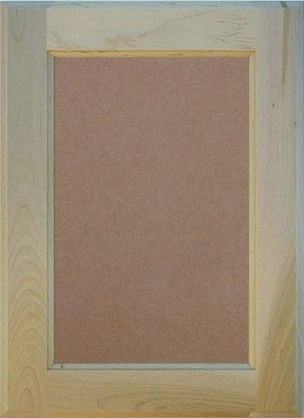 301 MDF Flat Panel Door Image