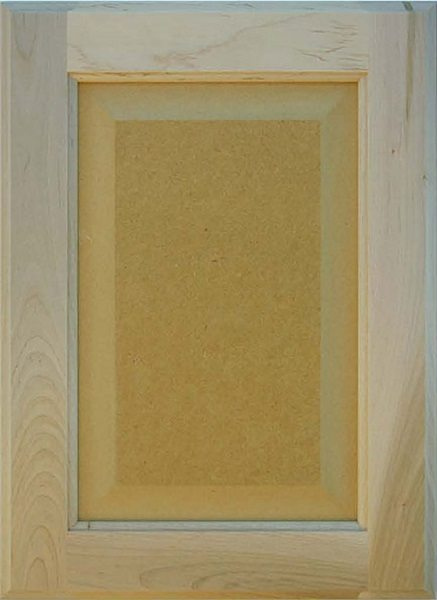401 MDF Raised Panel Door Image
