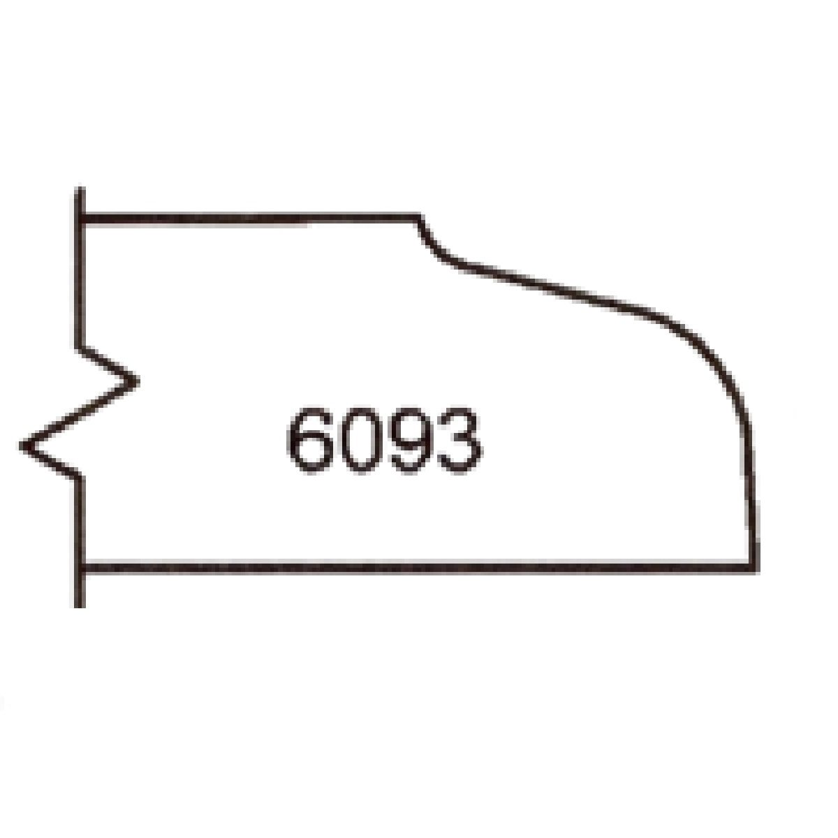 6093 Edge Image
