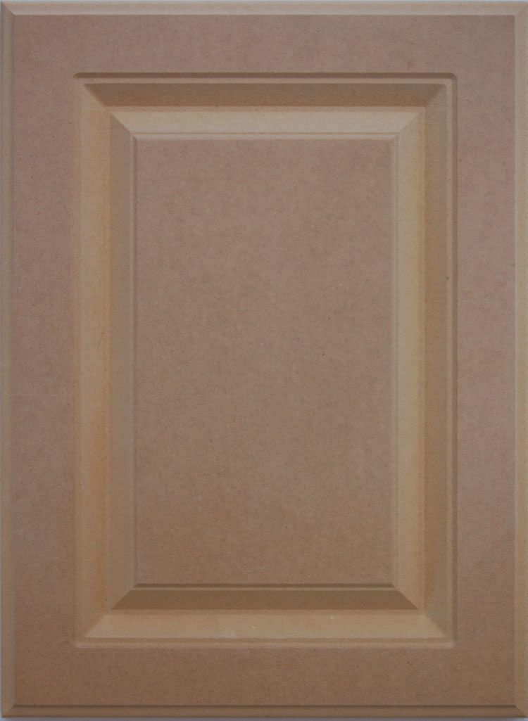 801 1 Piece Slab MDF Door Image