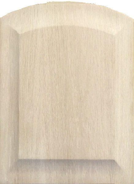 604 Crown Arched Veneer Raised Panel Image