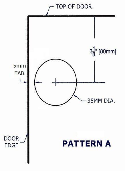 Drill Pattern A Image