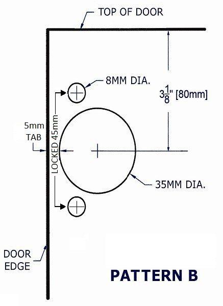Drill Pattern B Image