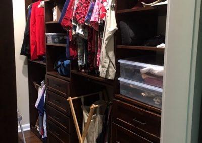Closet Example 5