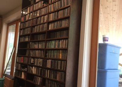RTA Closet for Music Library