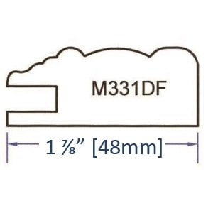 Designer Miter Profile M331DF Image