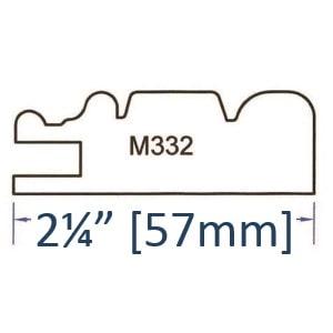 Designer Miter Profile M332 Image