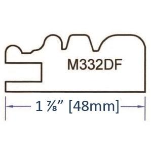 Designer Miter Profile M332DF Image