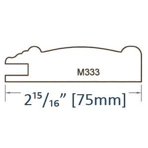 Designer Miter Profile M333 Image