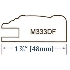 Designer Miter Profile M333DF Image