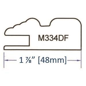 Designer Miter Profile M334DF Image