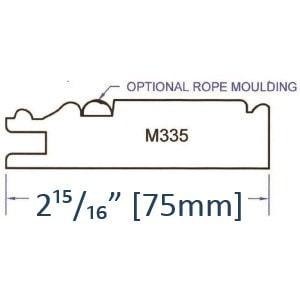 Designer Miter Profile M335 Image