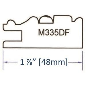 Designer Miter Profile M335DF Image