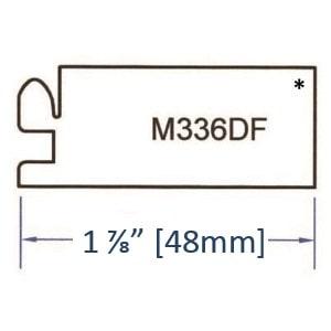 Designer Miter Profile M336DF Image