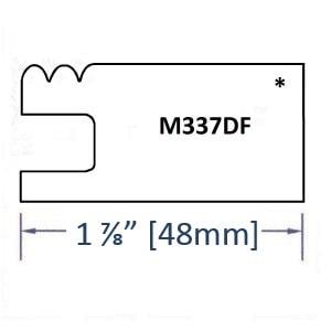 Designer Miter Profile M337DF Image