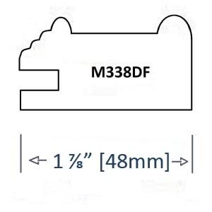 Designer Miter Profile M338DF Image
