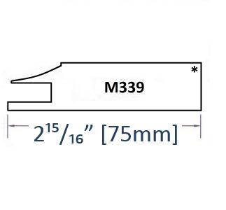 Designer Miter Profile M339 Image