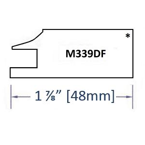 Designer Miter Profile M339DF Image