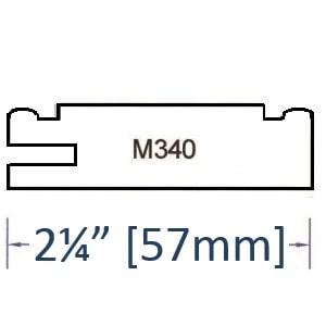 Designer Miter Profile M340 Image