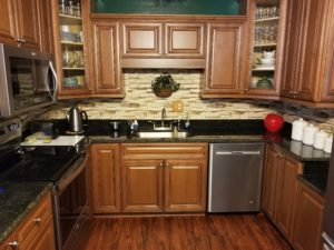 Wood Cabinets in Florida