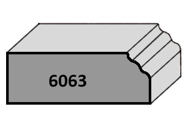 6063 Edge Image